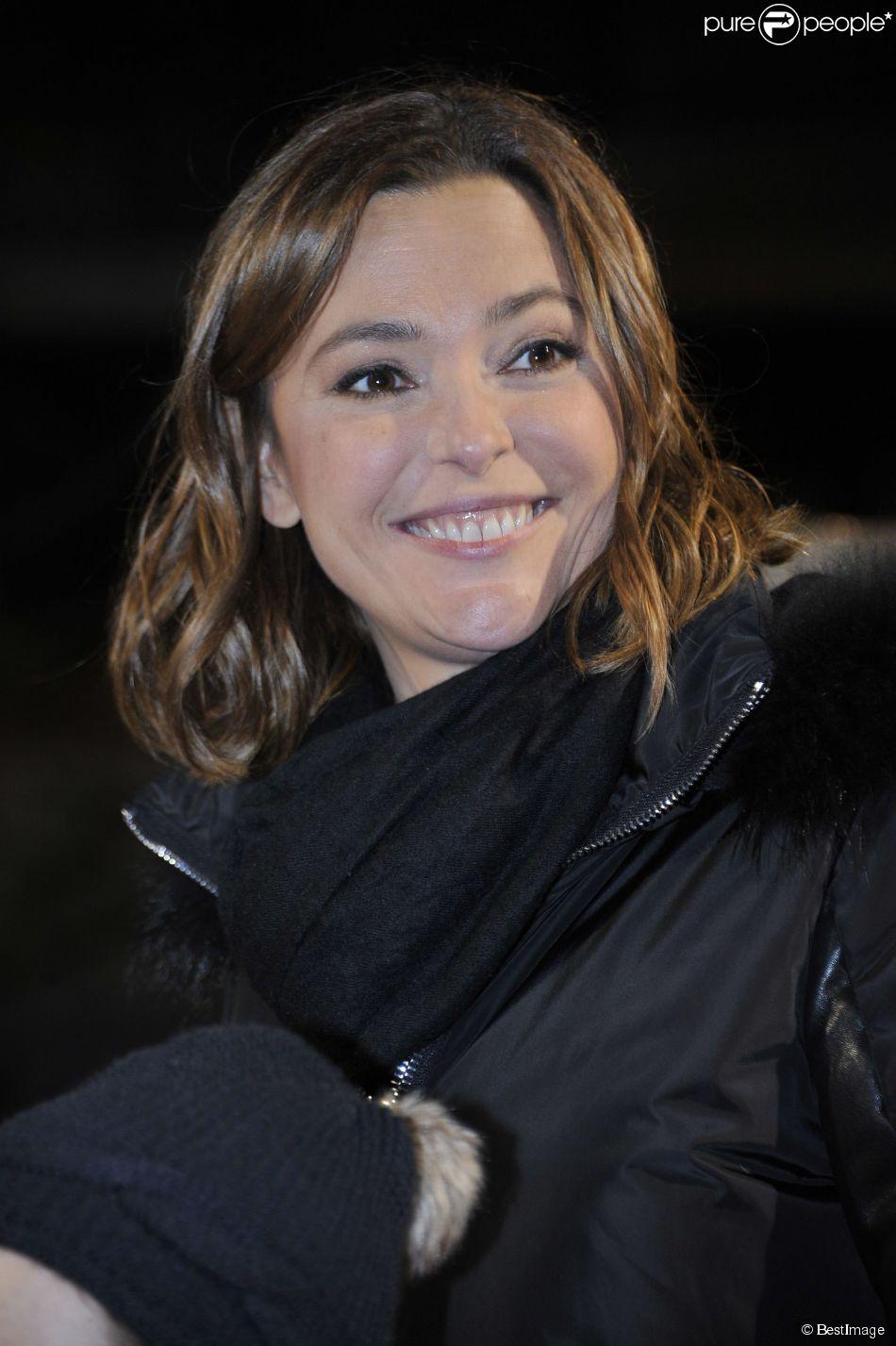 Sandrine Quétier. Photo réalisée en 2014.