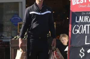 Robin Thicke profite de son fils en attendant son procès pour plagiat