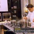 Jean-Baptiste dans Top Chef 2015 sur M6, le lundi 2 février 2015.