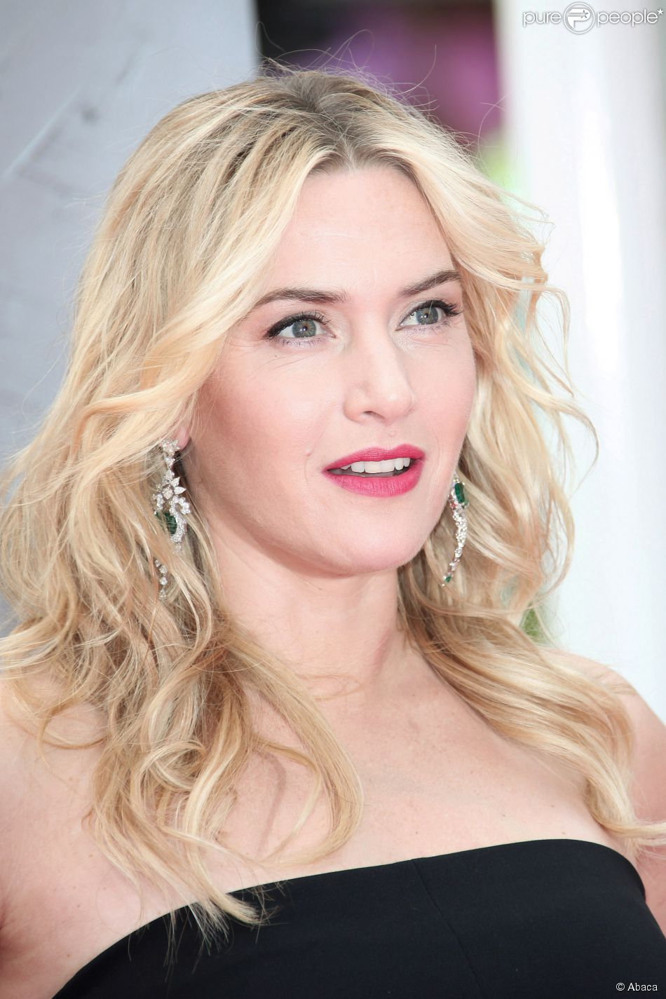 Kate Winslet, trois en...