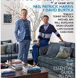 Retrouvez l'intégralité de l'interview et des photos de la maison de Neil Patrick Harris et son mari David Burtka dans le numéro d'Architectural Digest de mars 2015.