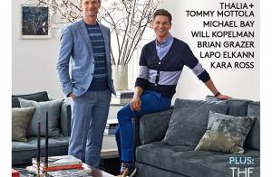 Neil Patrick Harris et David Burtka : Welcome dans leur splendide appartement...