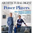 Neil Patrick Harris et son mari David Burtka dévoilent leur nouvelle maison à New York dans le numéro d'Architectural Digest de mars 2015.