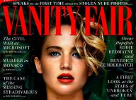 Jennifer Lawrence totalement nue avec un boa : hot et magnifique...