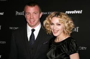Madonna soutient son mari à New York