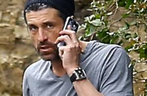 Patrick Dempsey en plein divorce : L'air triste, il sort sans son alliance...