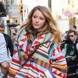 Blake Lively ( enceinte ) fait du shopping à New York Le 17 Octobre 2014