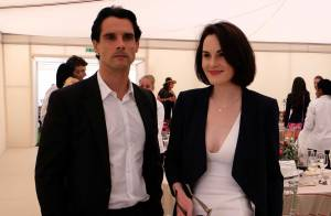 Michelle Dockery fiancée : La star de Downton Abbey va épouser son beau John