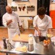 Kévin dans Top Chef 2015, sur M6, le lundi 16 février 2015
