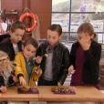 Les enfants sont les juges dans Top Chef 2015, sur M6, le lundi 16 février 2015