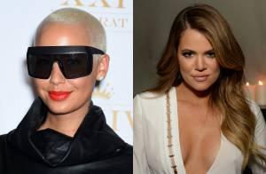 Amber Rose contre les Kardashian : Guerre ouverte et insultes avec Khloé