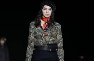 Kendall Jenner : Trois défilés en quelques heures pour le mannequin overbooké