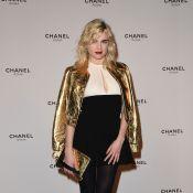 Cécile Cassel lumineuse pour une soirée chic à Rome
