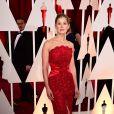 Rosamund Pike (en Givenchy) - 87e cérémonie des Oscars au Dolby Theatre à Hollywood, Los Angeles, le 22 février 2015.