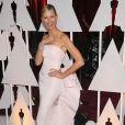 Karolina Kurkova (robe Marchesa) - 87e cérémonie des Oscars le 22 février 2015 à Los Angeles