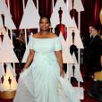 Octavia Spencer (robe Tadashi Shoji) - 87e cérémonie des Oscars le 22 février 2015 à Los Angeles