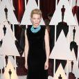 Cate Blanchett (maison Margiela) - 87e cérémonie des Oscars le 22 février 2015 à Los Angeles