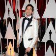 Adrien Brody - 87e cérémonie des Oscars le 22 février 2015 à Los Angeles