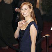 Oscars 2015 : Jessica Chastain, généreusement sensuelle, face à Gwyneth Paltrow