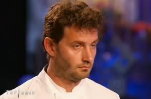 Top Chef 2015 : Julien éliminé, Xavier en larmes, le retour de la boîte noire !
