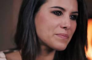 Karine Ferri, émue aux larmes, parle bonheur et enfants...