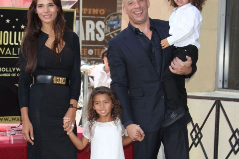 Vin Diesel : La star de Fast and Furious 7 bientôt papa pour la 3e fois !