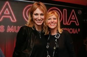 Chantal Ladesou, DJ, fait la fête avec sa belle-fille Pauline Lefèvre, amoureuse