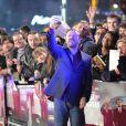 """Ricky Gervais - Première de la saison 3 de la série """"House of Cards"""" à Londres, le 26 février 2015."""