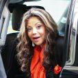 La Toya Jackson à New York, le 6 juin 2014