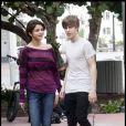 Justin Bieber et Selena Gomez à Miami le 19 décembre 2010