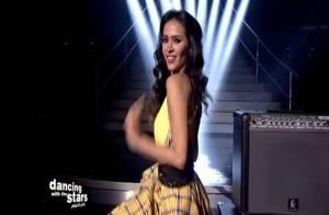 Leila Ben Khalifa dans ''Danse avec les stars'' : Tango sexy et 1re blessure