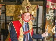 Prince William : Look de samouraï et kimono, moments folklo au Japon...