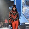 Défilé H&M Studio automne-hiver 2015-2016au Grand Palais. Paris, le 4 mars 2015.