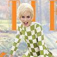 Tali Lennox en couverture du magazine anglais Tatler