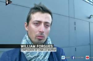 Dropped - Mort de Camille Muffat : Son compagnon William, en larmes, témoigne...