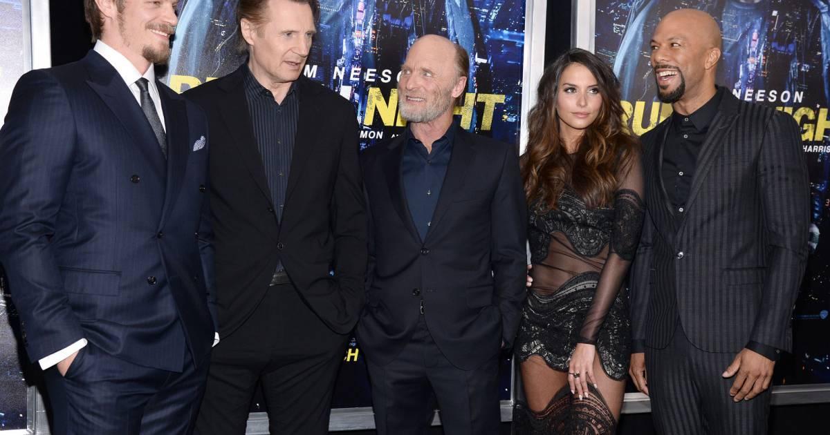 Joel Kinnaman, Liam Neeson, Ed Harris, Genesis Rodriguez ...
