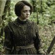 Maisie Williams (Arya Stark) dans la saison 3 de Game of Thrones