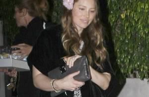 Jessica Biel enceinte : Escortée par son Justin Timberlake pour une belle soirée