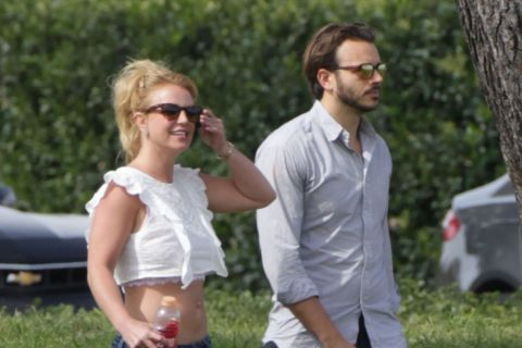 Britney Spears : Supporter absolue de ses fils et si amoureuse, elle resplendit