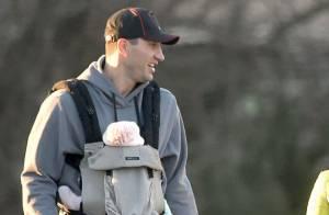 Hayden Panettiere et Wladimir Klitschko : Première sortie avec leur bébé Kaya