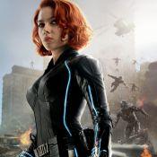 Avengers - L'Ère d'Ultron : Scarlett, Robert, Chris... Leurs superbes affiches !