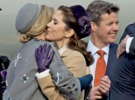 Mary de Danemark et Maxima des Pays-Bas : Retrouvailles affectueuses et stylées