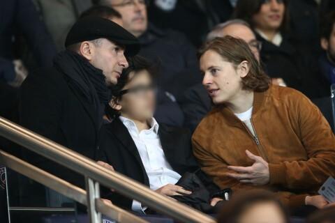Michaël Youn et le jeune Sean Obispo : Suspense maximum devant le PSG !