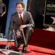Will Ferrell - Cérémonie de remise de l'étoile à Will Ferrell sur le Hollywood Walk of Fame le 24 mars 2015 à Los Angeles