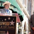 John C. Reilly - Cérémonie de remise de l'étoile à Will Ferrell sur le Hollywood Walk of Fame le 24 mars 2015 à Los Angeles