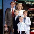 Cérémonie de remise de l'étoile à Will Ferrell sur le Hollywood Walk of Fame le 24 mars 2015 à Los Angeles