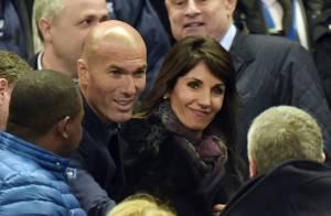 Zinédine Zidane, Thierry Henry : Honorés devant leurs chéries, fans des Bleus