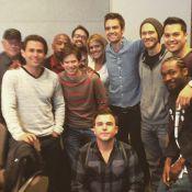 Chad Michael Murray et les stars des ''Frères Scott'' se retrouvent !