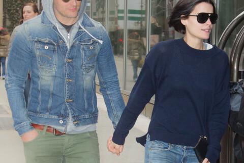 Peter Facinelli et Jaimie Alexander : Balade incognito pour les nouveaux fiancés