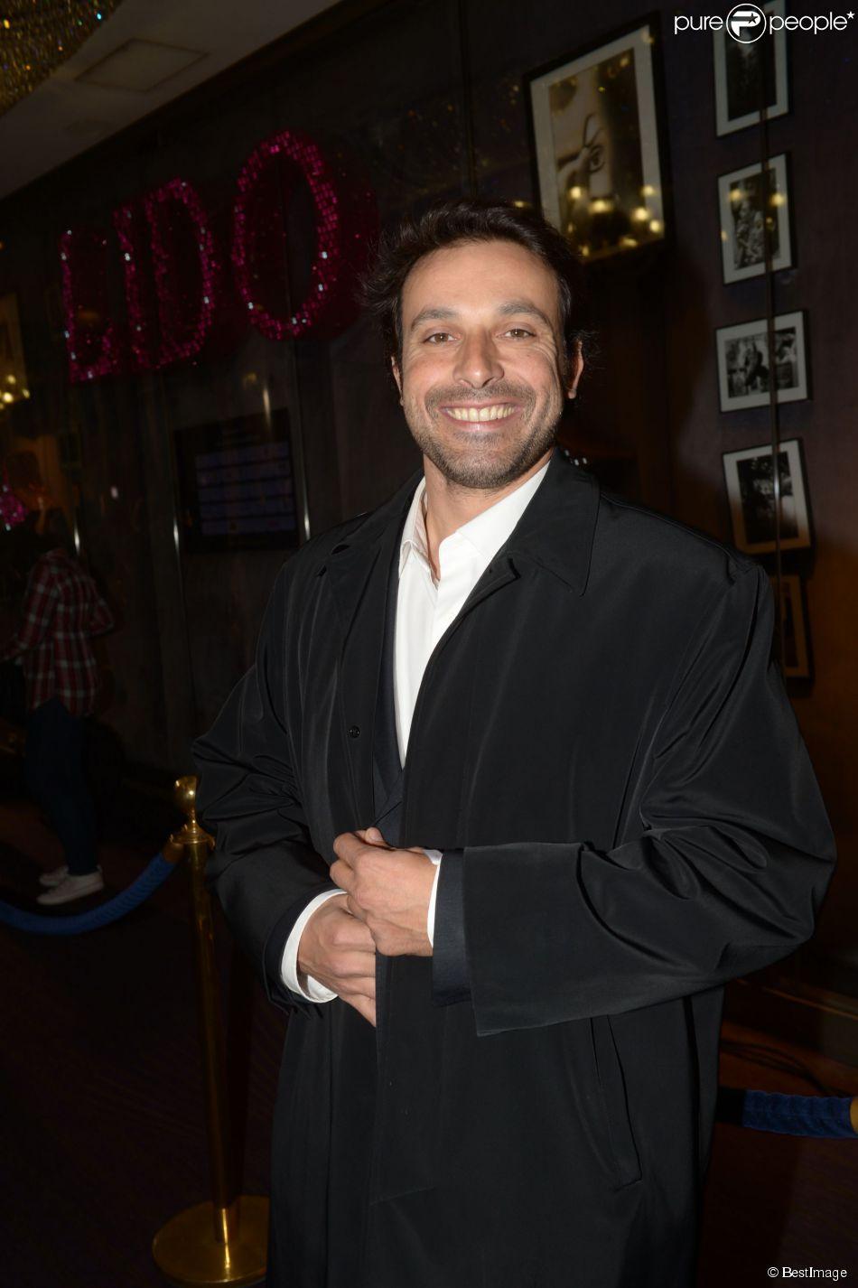 Bruno Salomone - 9e cérémonie des Globes de Cristal au Lido à Paris, le 10 mars 2014.